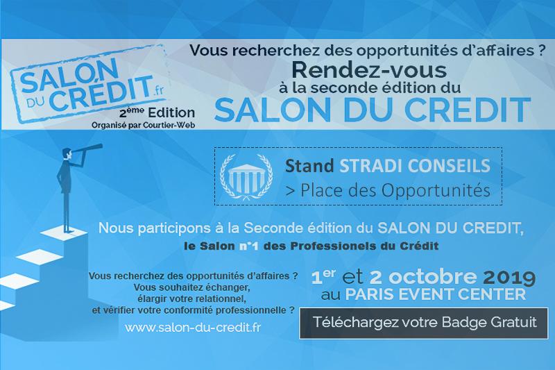 2nde édition du Salon du Crédit