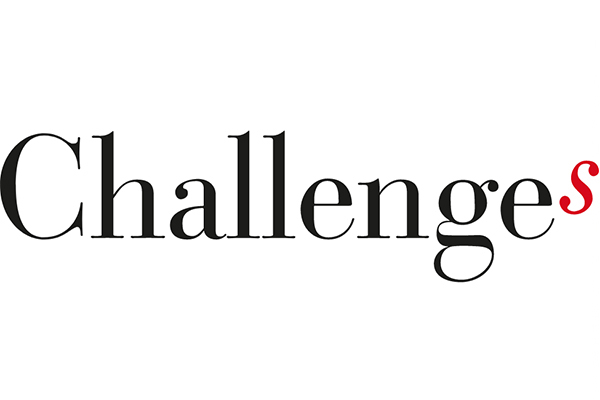 Logo de challenge magazine